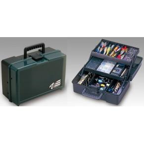 VS-7020  2 полки большой чемодан Versus - Фото