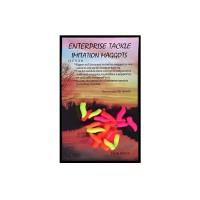 Pop Up Fluoro Mix искусственный опарыш Enterprise Tackle