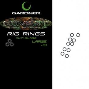 Rig Rings 3mm (10шт) колечки для крючков Gardner - Фото
