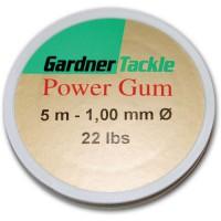 POWER GUM 22LB эластичная резина для узлов Gardner