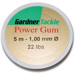 POWER GUM 22LB эластичная резина для узлов Gardner - Фото
