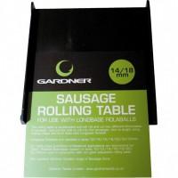 Стол для выкатывания колбасок 12/16мм Gardner