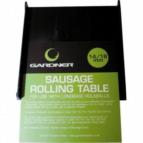 Стол для выкатывания колбасок 12/16мм Gardner - Фото