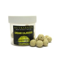 Cream Cajouser 15мм Pop-Up плавающие бойлы Nutrabaits