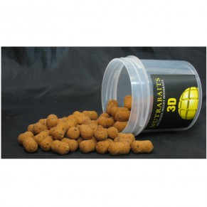 3D Hookbaits 10mm пеллетс Nutrabaits - Фото