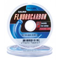 Fluorocarbon 0.14 30m*10 флюр. леска Salmo