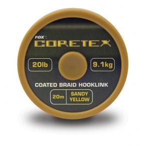 Coretex Weedy Green 20lb поводковый материал Fox - Фото