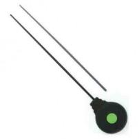 440-06 Easy Drag Ice Rod зелёная зимняя удочка-балалайка Salmo