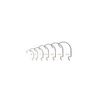 Крючок офсетный Shank EWG 1 - 10шт