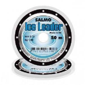 Ice Leader 0,12 10m зимняя леска Salmo - Фото