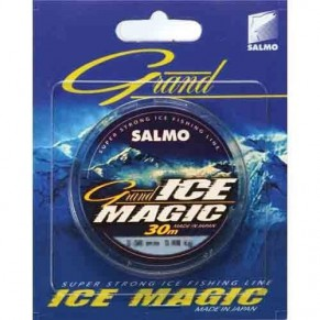 Grand Ice Magic 0,12mm 30m леска Salmo - Фото