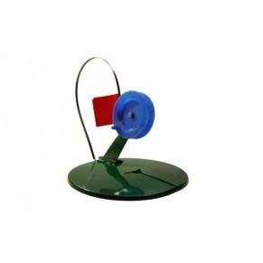 Жерлица разборная пластиковая - Фото