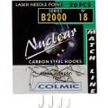 NUCLEAR B.2000 N. 22-20 AMI X BS крючки Colmic