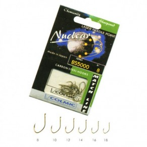 NUCLEAR BS.5000 N. 10-20 AMI X крючки Colmic - Фото