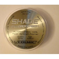 SHADE 50MT-0.14MM флюорокарбон Colmic...