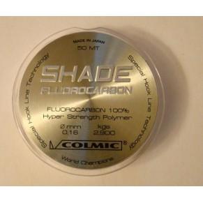 SHADE 50MT-0.18MM флюорокарбон Colmic - Фото