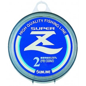 Super Z HG 50м #2.0/0.235мм леска Sunline - Фото