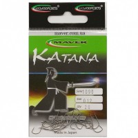 "Крючки ""Katana"" Япония(20 шт/уп) - 1090 №14"