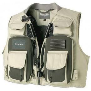 Vertikal Master Vest XL жилет Simms - Фото
