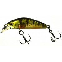 Chubby Minnow 35 Ghost G.Perch воблер Jackall