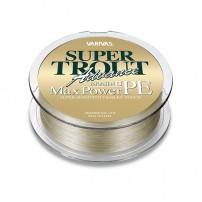 Super Trout Advance MAX PE, 150m #0.6 шнур Varivas
