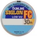 SIG-FC 30м 0.140мм 1.4кг поводковый флюорокарбон Sunline