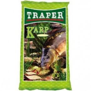 Traper прикормка Карп 5 кг - Фото
