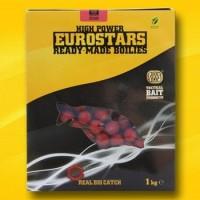 Eurostar Fish Meal Boilie 20mm/1kg-Black Squid, SBS