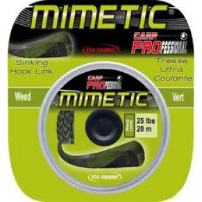 MIMETIC (Hook Link Braid) 30lbs - 20m - Фото