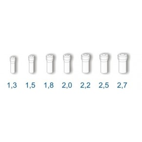 втулка д/резинки 3-00 Stonfo диам. 2,7 - Фото