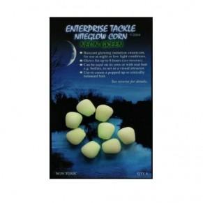 Niteglow Corn Neon Green насадка Enterprise Tackle - Фото