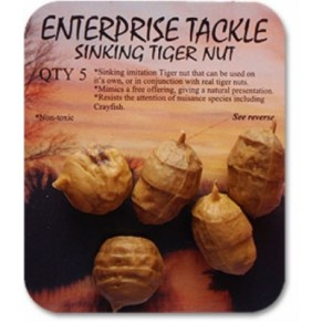 Pop Up Tiger Nut 5 насадка Enterprise Tackle - Фото