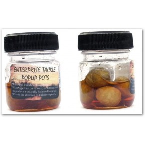 Pop Up In Tiger Nut Liquid тигровый орех в банке Enterprise Tackle - Фото