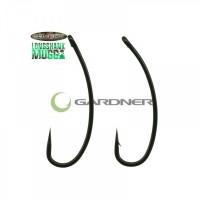 Covert Longshank Mugga Size 4 10шт крючок Gardner