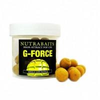 G-Force 15мм Pop-Up плавающие бойлы Nutrabaits