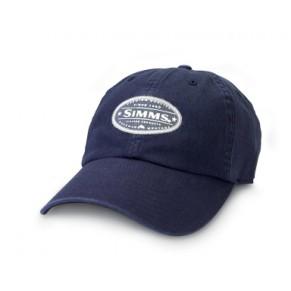 6-Panel SB Cap Navy кепка Simms - Фото