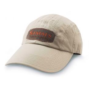 8-Panel LB Cap Tan кепка Simms - Фото