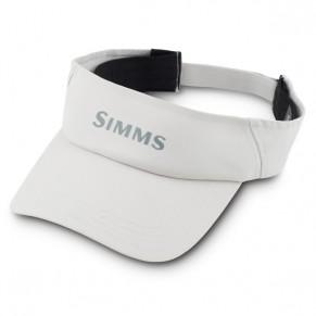 Sun Visor LT Grey кепка Simms - Фото