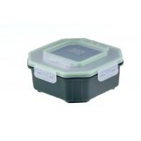 Klip-Lok box 1.4pt Flip Lid коробка Greys