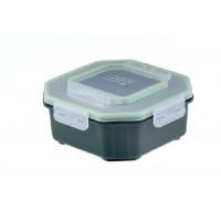 Klip-Lok box 2.4pt Flip Lid коробка Greys