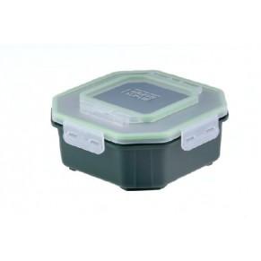 Klip-Lok box 2.4pt Flip Lid коробка Greys - Фото