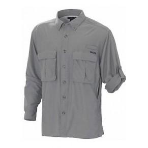 Рубашка M Air Strip Lite L/S XL Oyster - Фото