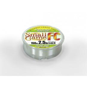 SWS Small Game FC 150м 0.128мм флюороkарбон Sunline - Фото