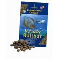Halibut BBQ 6mm 1kg пеллетс Zebco