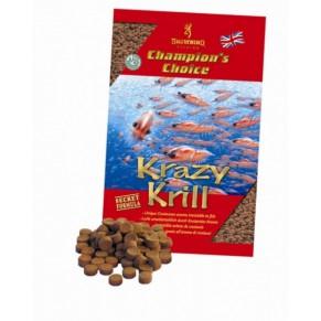 Crazy Krill 8mm 1kg  пеллетс Zebco - Фото