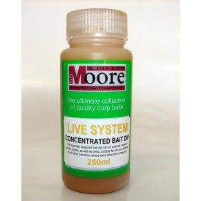 Live System Bait Dip 250ml дип CC Moore - Фото