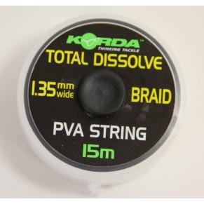 PVA String  Heavy  15m Dispenser  ПВА нить на шпуле Korda - Фото