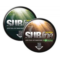 Subline Sinking 10lb 1000m Brown леска Korda