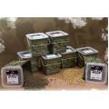 Camo Bucket Big Carp Fishmeal Method Mix 3kg смесь Bait-Tech