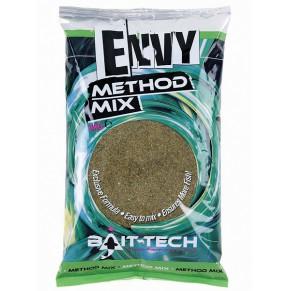Envy - Green Hemp & Halibut Method Mix 2kg прикормка Bait-Tech - Фото